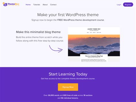 theme creator wordpress how to create a wordpress theme from scratch compete themes