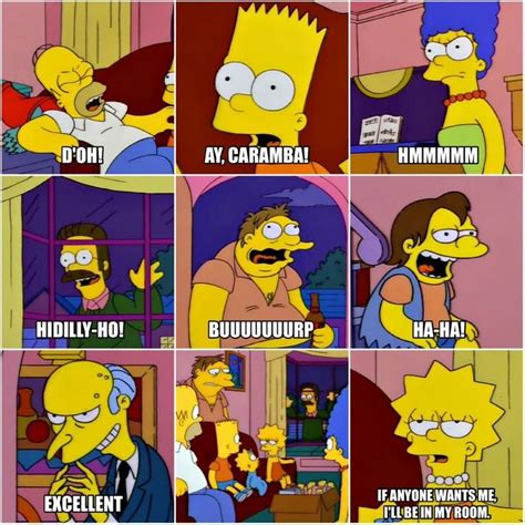 simpsons memes 405 best the simpsons memes quotes images on
