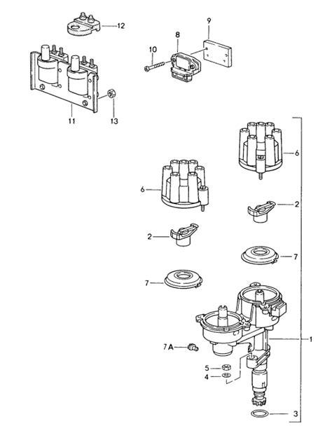 porsche ignition coil wiring diagram 28 images