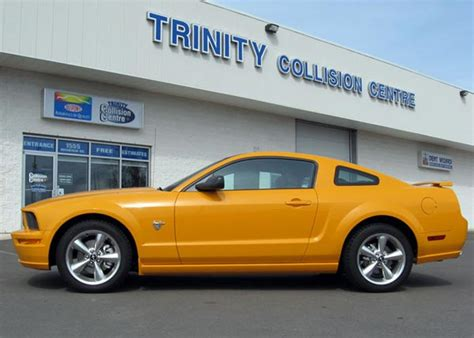 Mustang Auto Collision by Photo Gallery Mustang Body Kit Trinity Collision