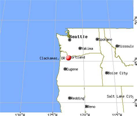 clackamas county tax maps clackamas oregon or 97015 profile population maps