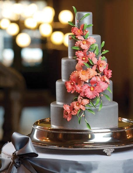 coral and grey wedding centerpieces 17 best images about coral grey wedding on