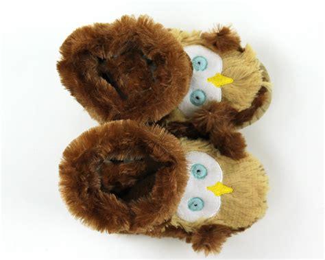 owl slippers for owl slouch slippers owl slippers children s slippers
