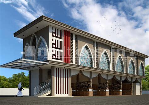 desain masjid timur tengah arsitek pesantren multidesain arsitek