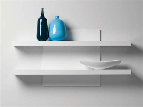 Minimalist Shelf by Innovative Wall Shelves Decorating Ideas For Your Home