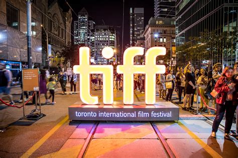 toronto international film festival tourism toronto