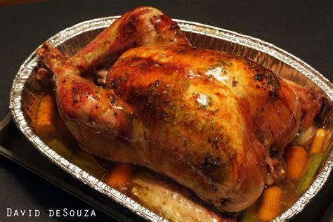 thanksgiving turkey recipe david