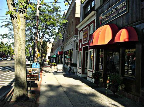 fairfield ct shop stroll december 11 for shopping fo