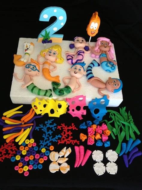 Guppies Cake Decorations by 1000 Ideas About Guppies Cake Toppers On