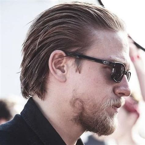 Getting A Jax Teller Hairstyle | how to get the jax teller hairstyle regal gentleman