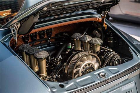singer porsche engine bay singer 911 engine bay porsche
