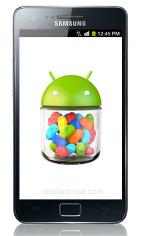 android 4 1 2 jelly bean samsung galaxy s ii recibe android 4 1 2 jelly bean en m 233 xico con telcel celular actual m 233 xico