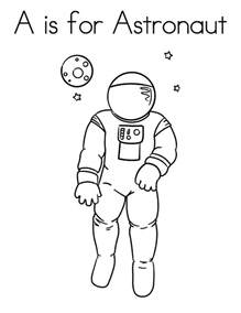 astronaut coloring pages astronaut coloring pics about space