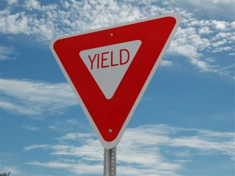 yield design definition jerseygirldesign yield is the worst street sign