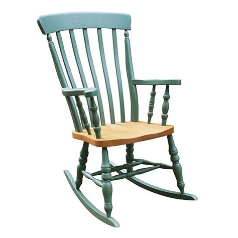 Rocking Armchair High Slat Back Rocking Chair From Cpw Furniture Rocking