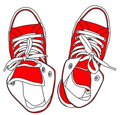 Sepatu Balet Lipat converse shoe clipart 72