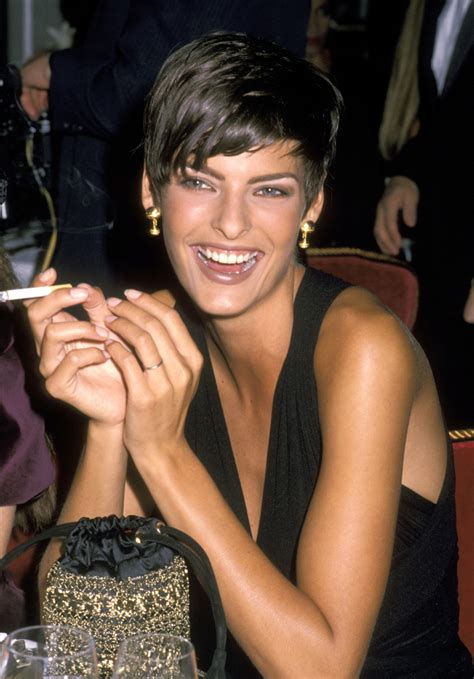 Linda Evangelista Style Evolution: The Most Stunning Woman