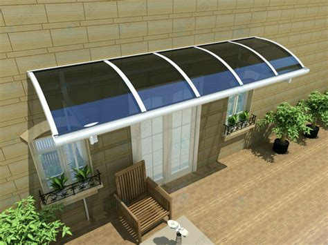 polycarbonate window awnings polycarbonate window awning or door canopy
