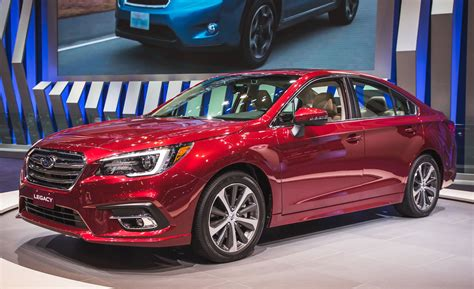 Legacy And 2018 subaru legacy photos and info news car and driver