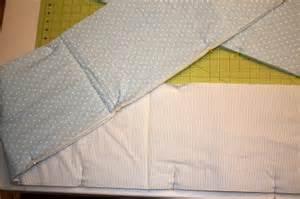 crib bedding bumper padding set dimensions make baby