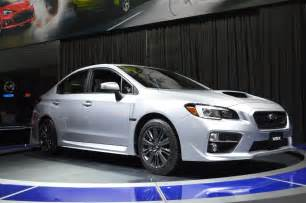 Subaru Impreza 2016 2016 Subaru Impreza Iii Sedan Pictures Information And