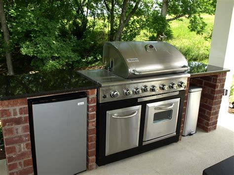 Backyard Grill 5 Burner Gas Grill Black Walmart Home Backyard Grill 5 Burner
