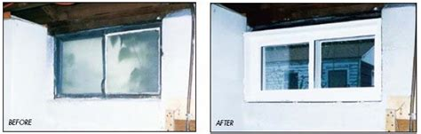 everlast basement windows complete basement systems of mn installs window in