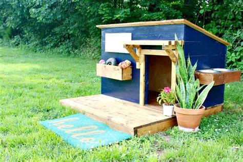 how to make your own dog house 45 easy diy dog house plans ideas you should build this