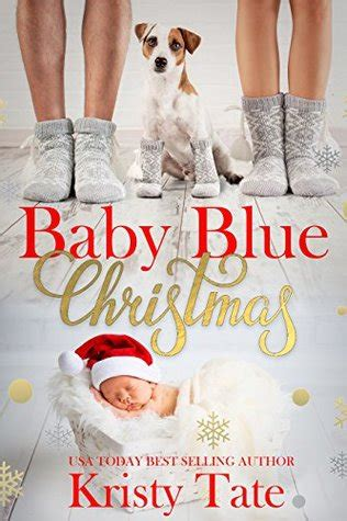 hark the herald slay a year mystery books baby blue by kristy tate book review