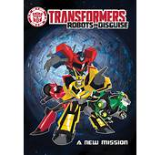Transformers Robots In Disguise A New Mission – IDW