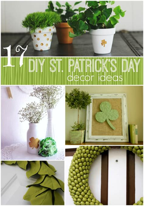 17 diy st s day decorating ideas the pearl