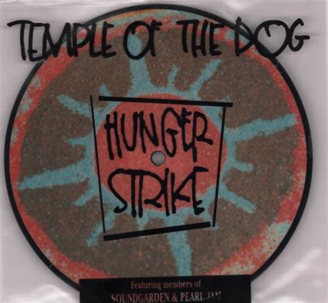 hunger strike temple of the temple of the hunger strike uk 7 quot picture disc am0091 hunger strike temple of the