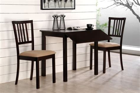 Dining Room Tables For Small Apartments Make Your Dining Room Stylish With Dining Tables For Small Spaces Designinyou