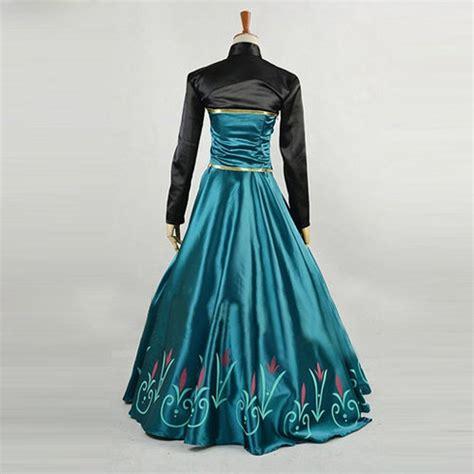 Sale Import Dress sale frozen princess dress cloak suit