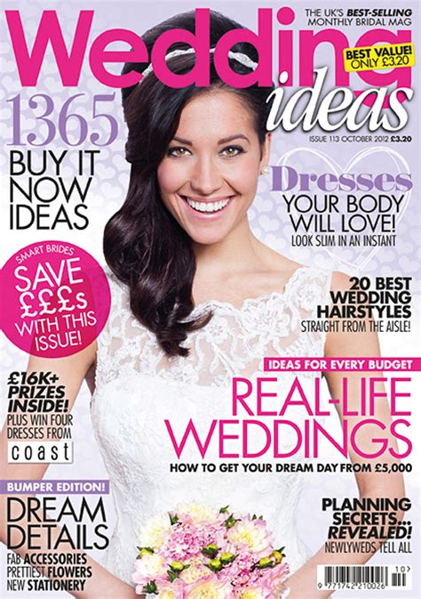 Top Wedding Magazines by Top 5 Wedding Magazines You Should Subscribe To