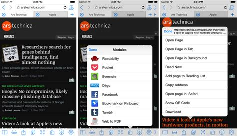 iphone browser layout image gallery iphone 6 browser
