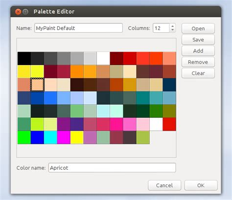 mypaint 1 1 0 released with new blending modes and color tools libre graphics world