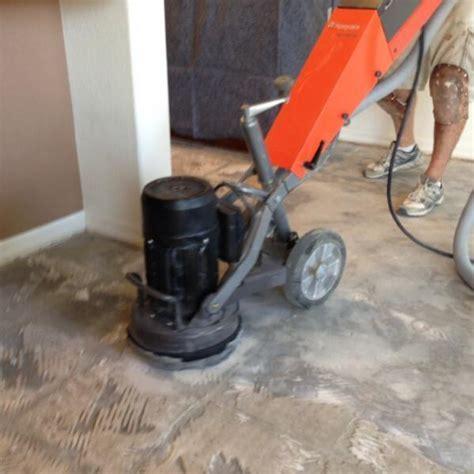 Removing kitchen tile floor for laminate