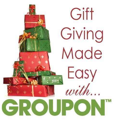 gift giving made easy with groupon golf gift idea or
