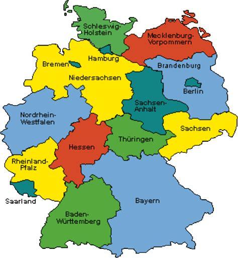 deutsche mappe federalismul din germania la cotitura quot doar sase sau opt