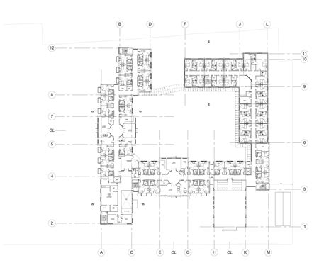 residential home floor plans residential care home proposed floor plan smith planning