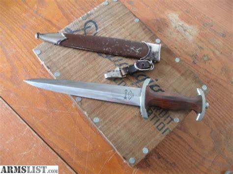 german knives for sale armslist for sale original ww2 german sa dagger
