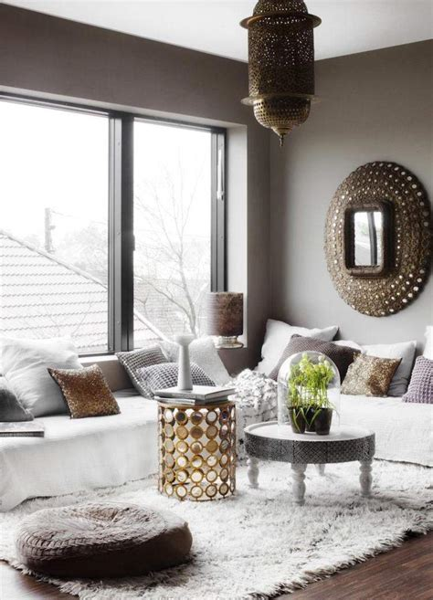 modern moroccan living room decoration how to bring the