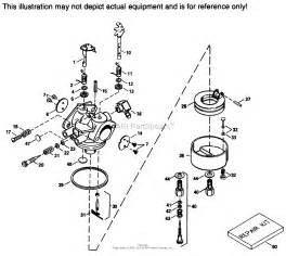tecumseh tec 632490 parts diagram for carburetor