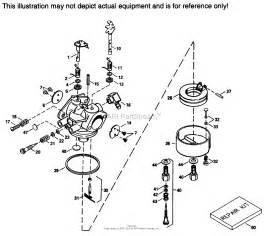 tecumseh tec 632490 parts diagram for carburetor