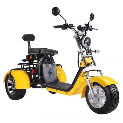 citycoco trike  teker elektrikli scooter elektrikli