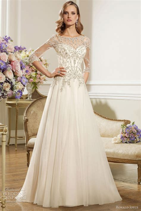 Ronald Joyce 2013 Wedding Dresses   Wedding Inspirasi