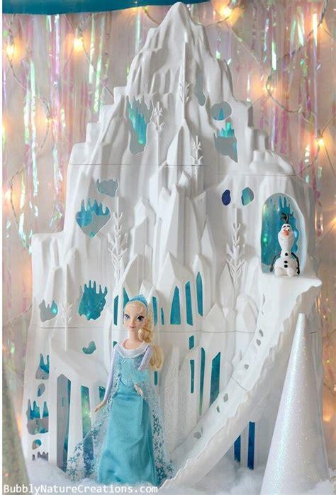 frozen elsas castle cakes disney princess disney frozen party frozen party decorations