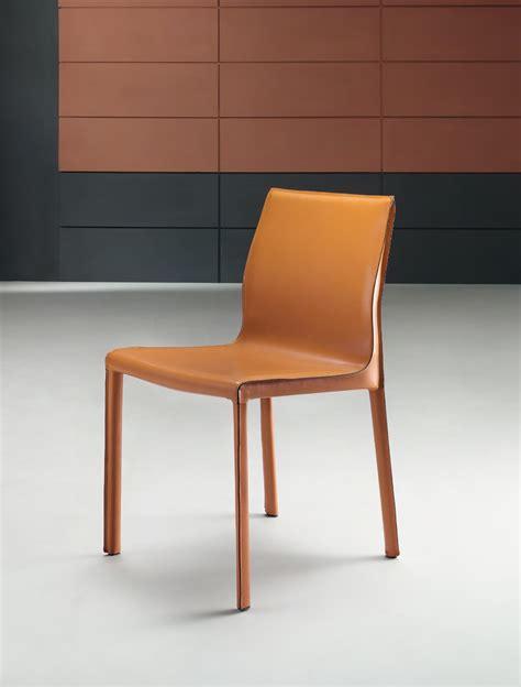 sedie in cuoio prezzi offerta sedia con rivestimento in cuoio rigenerato