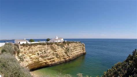 porches portugal capela nossa senhora da rocha porches algarve portugal